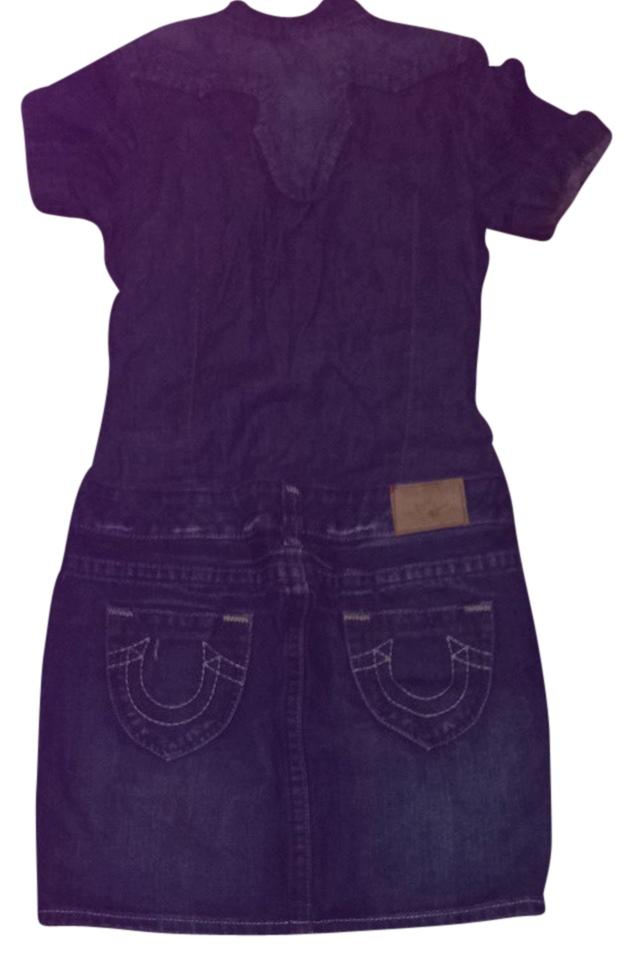 True Religion denim dress