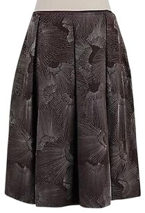 TSE Bergdorf Goodman Womens Skirt Brown