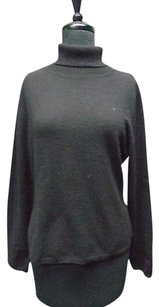 TSE Long Sleeved Thin Knit Turtleneck Stretchy 4633a Sweater