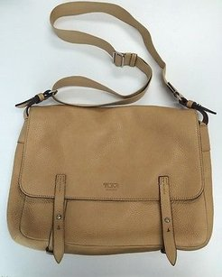 Tumi Soft Leather Laptop Bag