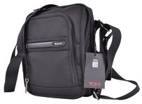 Tumi Crossbody Black Messenger Bag