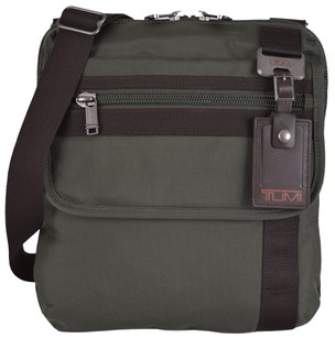 Tumi Men's Crossbody Multi- Color Messenger Bag