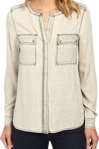 Vince Camuto 9055009 Button Down Shirt Top