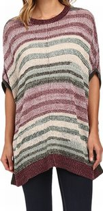 Vince Camuto Batwing Cotton Blends Dolman Sweater