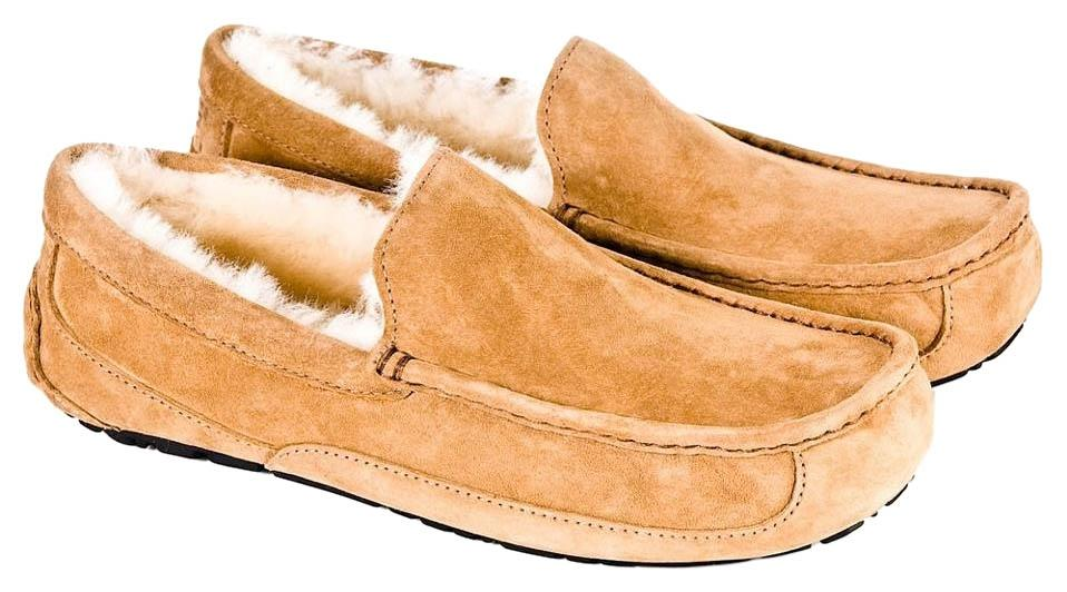 ugg ascot chestnut leather