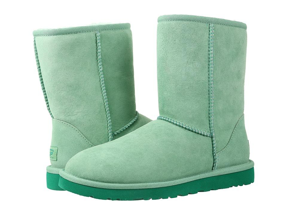 UGG Australia Glass Green Boots