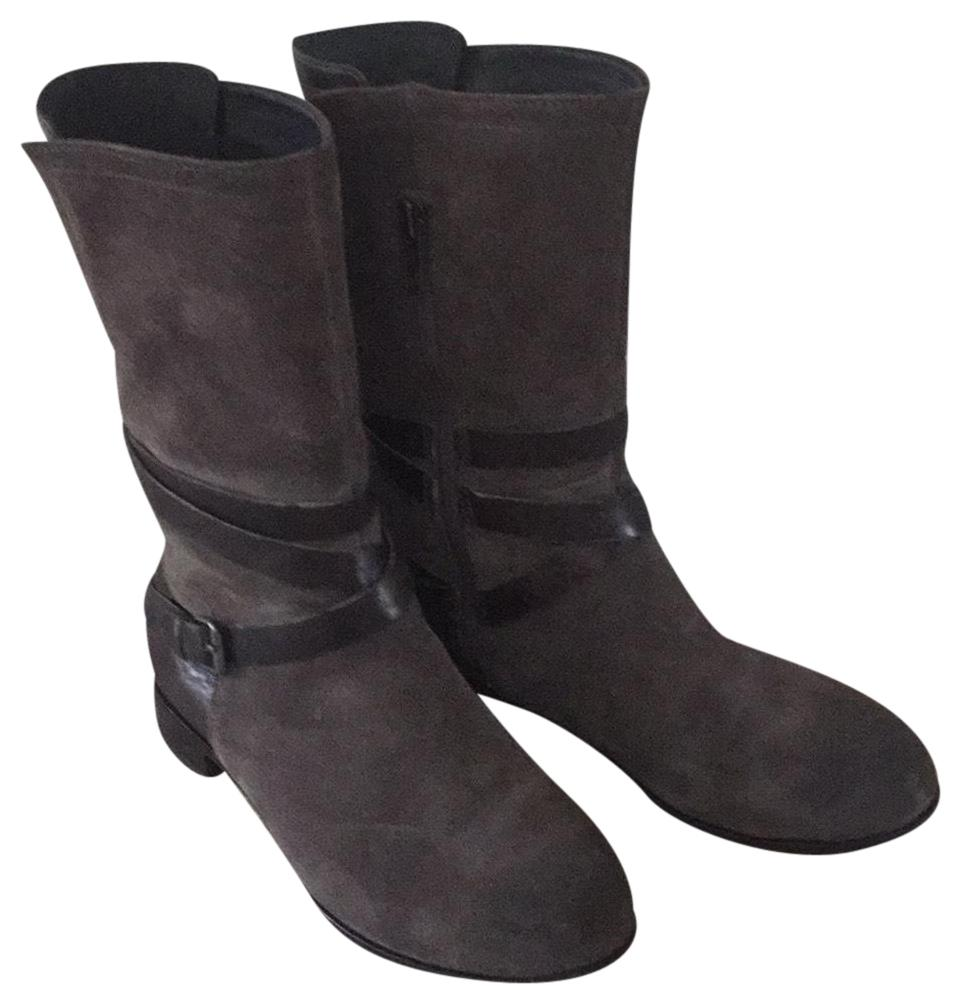 UGG Australia Suede Mid-Calf Boots free shipping best seller discount extremely clearance best place qoAhzTHkc