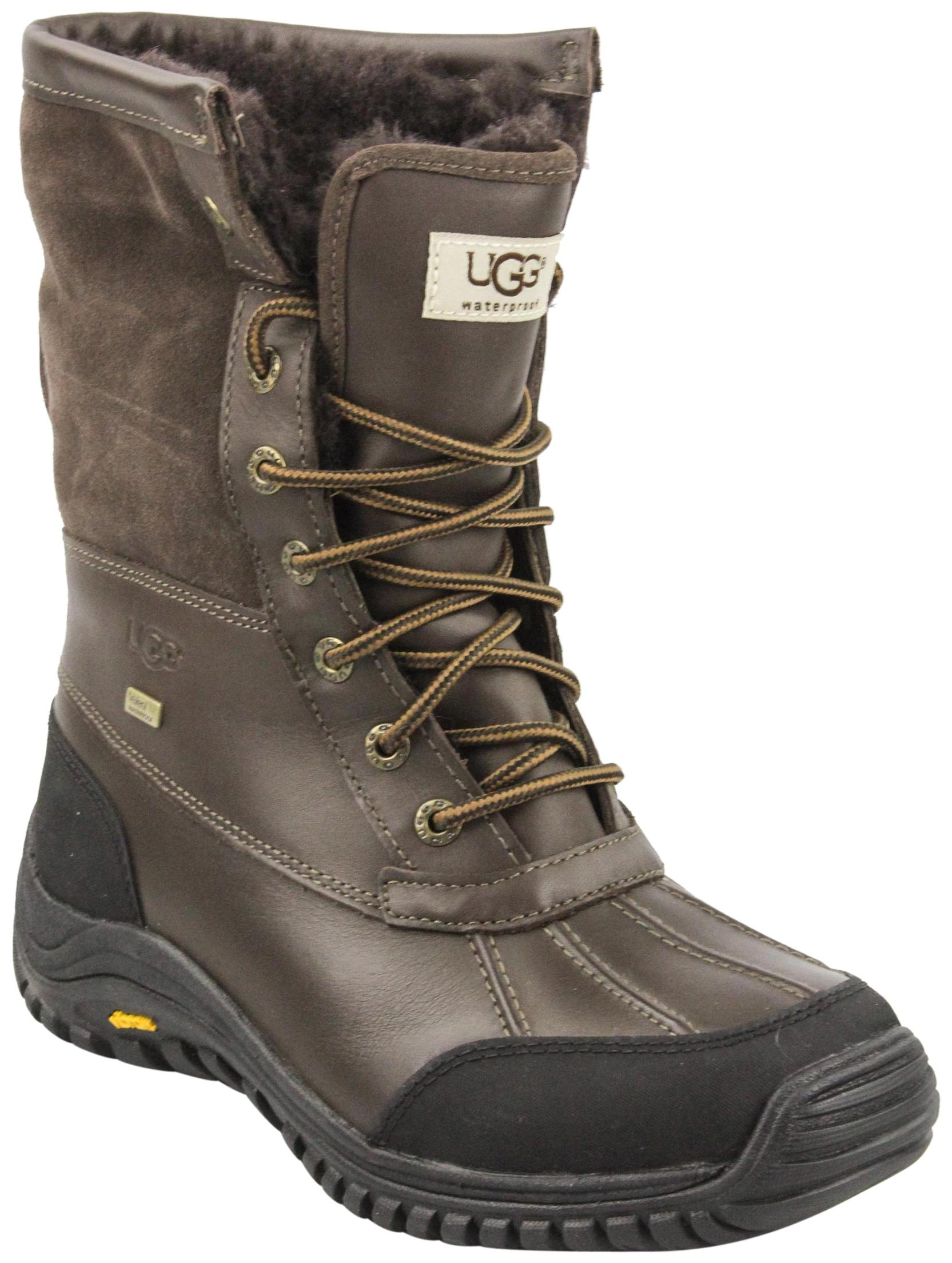UGG Australia For Her 5446 Size 8 Obsidian Boots
