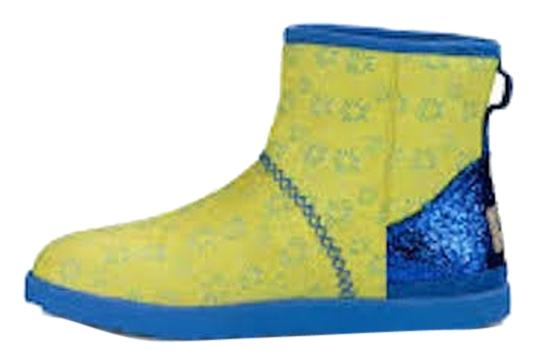 UGG Australia Gifts For Kids Disney Disney Pixar Uggs Cute Yellow and blue Boots ...