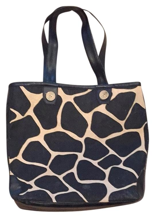 Black And Beige Beach Bag hot sale - figusdesigner.com
