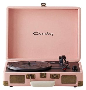 Urban Outfitters Crosley X UO Cruiser Briefcase Portable Vinyl Record Player