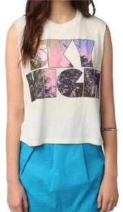 Urban Outfitters Vintage Muscle Tee Summer Colorful T Shirt