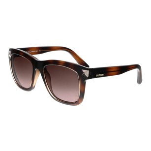 Valentino Valentino Brown Havana Sunglasses