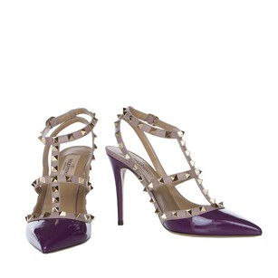 Valentino Purple Pumps