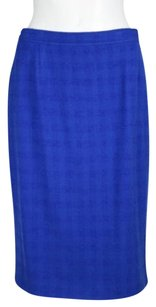 Valentino Miss V Womens Skirt Blue