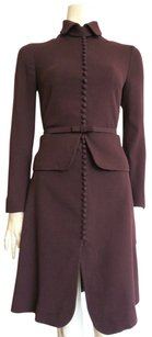 Valentino VALENTINO Wool crepe button detail 2pc. set US 6/8 28