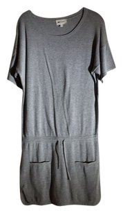 Vanessa Bruno short dress Grey on Tradesy