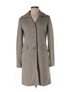 Vanessa Bruno Wool Pea Coat