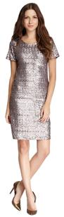 Velvet by Graham & Spencer Sequin Metallic Party Sparkle Dress