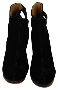 Vena Cava Womens Solid Black Boots