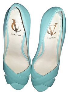 Vero Cuoio Like New Made In Italy Espadrille Mint Platforms