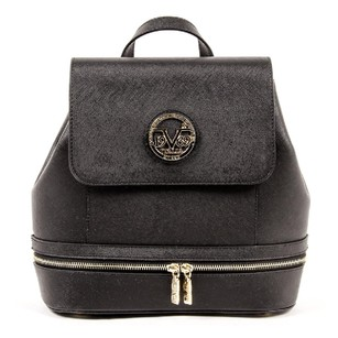 Versace 19.69 Zipper Buckle Removeable Convertible Backpack