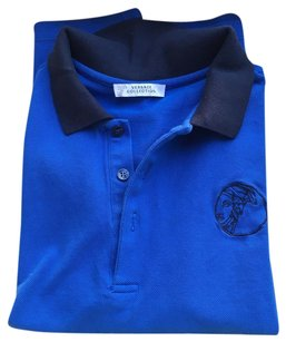 Versace Collection T Shirt Blue