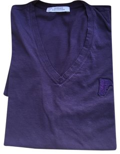 Versace Collection T Shirt Purple
