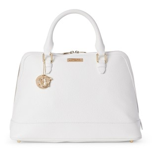 Versace Collection Satchel in White