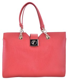 Versace Collection Tote in Red