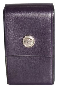 Versace *REPHOTO* Gianni Versace Cigarette Purple Phone Case VAV1