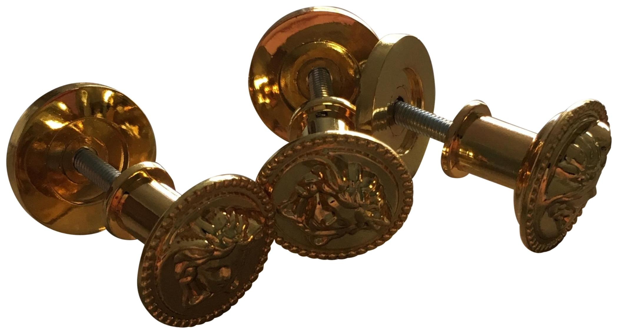 Versace VERSACE HOME CABINET KNOBS $300 RETAIL ...