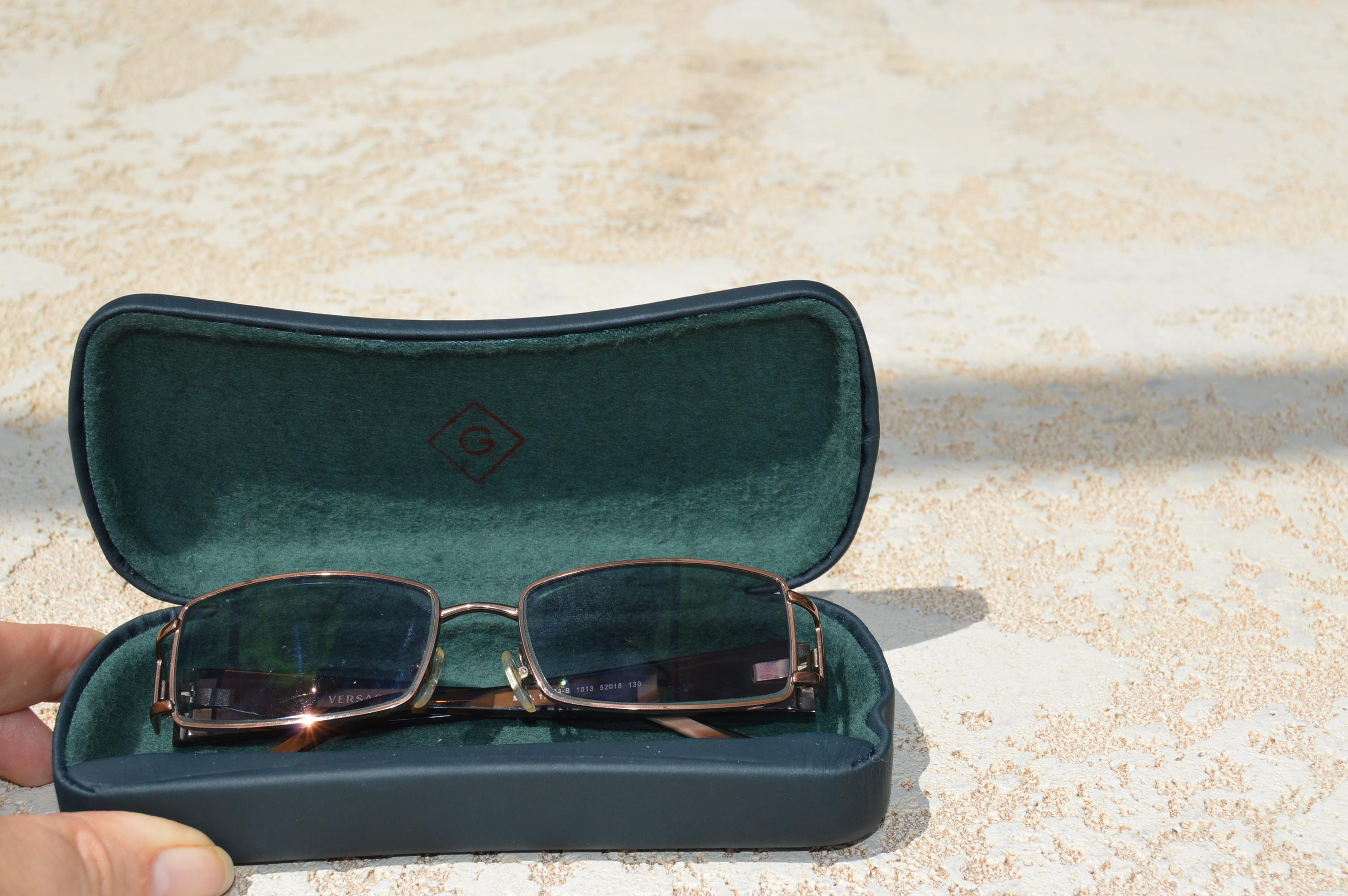 versace eyeglasses wtno  Versace Versace Eyeglasses VE 1163B Brown 1013 VE1163