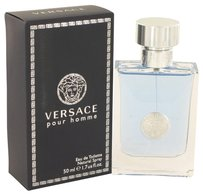 Versace VERSACE POUR HOMME by VERSACE ~ Men's Eau de Toilette Spray 1.7 oz