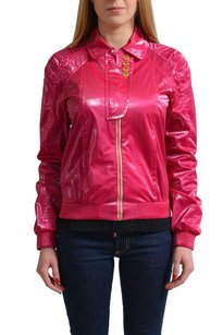 Versace Windbreaker Pink Jacket