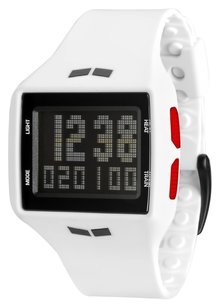 Vestal Vestal Watches HLMDP15 Helm Surf & Train White/Black/Red