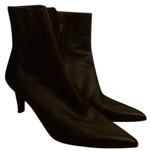 Via Spiga Brown Leather Boots
