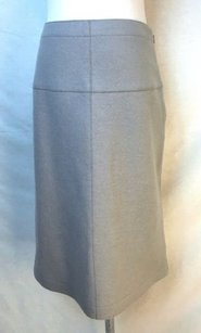 Victor Alfaro Virgin Skirt Gray