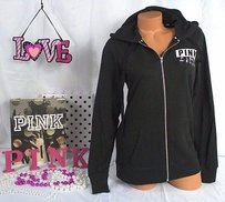 Victoria's Secret Victorias Pink Wear Sweatshirt