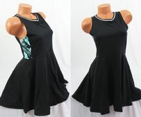 Victoria's Secret short dress Black Victorias Pink Lskater on Tradesy