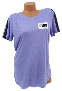 Victoria's Secret Victorias Pink T Shirt Purple
