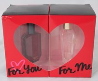 Victoria's Secret Victorias Secret For You For Me Very Heavenly Edp Gift Set