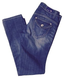 Vigoss Denim 5 Skinny Jeans-Dark Rinse