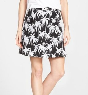 Vince Camuto 100% Polyester A-line Skirt