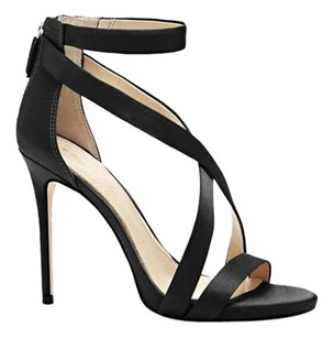 Vince Camuto Devin Satin black Formal