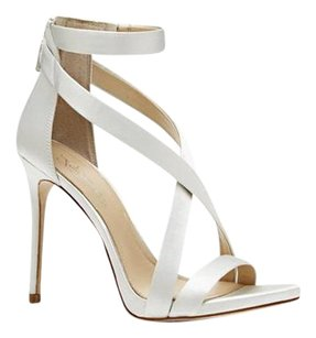 Vince Camuto Imagine Devin silver luster satin Formal