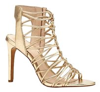 Vince Camuto Kourtny Knotted High Heel gold Sandals