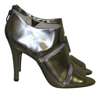 Vince Camuto metallic gold Pumps