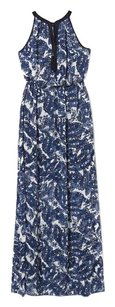 blue Maxi Dress by Vince Camuto Paisley-print