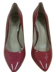 Vince Camuto Patent Leather Nwot Red Pumps